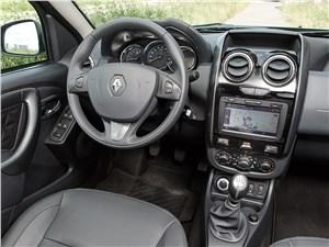 Renault Duster 2015 салон