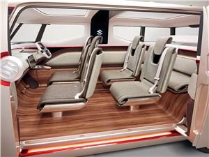 Предпросмотр suzuki air triser concept 2015 салон