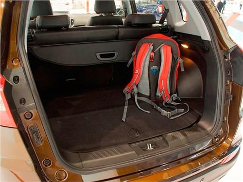 Предпросмотр chery tiggo 5 2015 багажное отделение