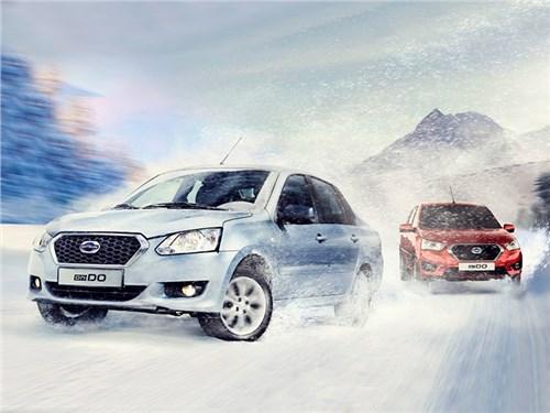 В январе объем продаж Datsun в России упал на 66 процентов