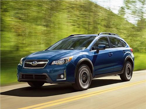 Обновленный Subaru XV получил рублевый ценник