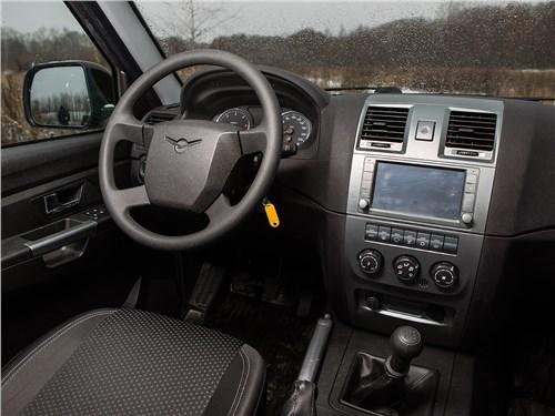 UAZ Pickup 2014 салон