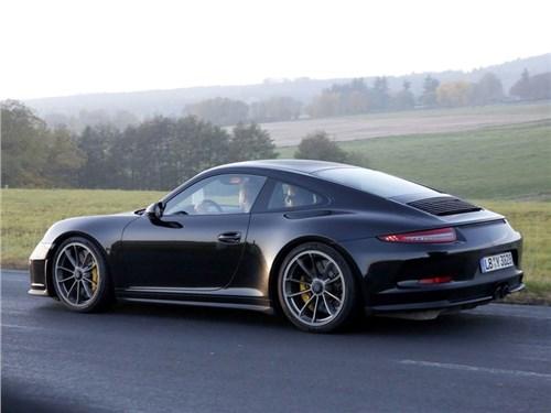 Новость про Porsche - Porsche представит в Женеве новый 911R