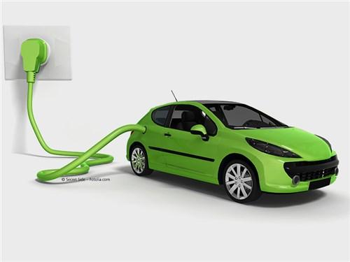 В Китае за год было реализовано 370 тысяч новых электромобилей
