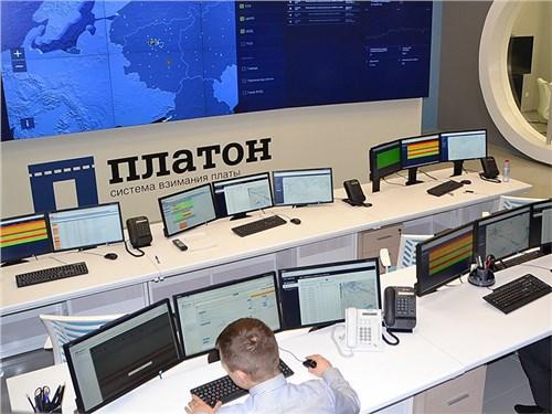 Дальнобойщики уже заплатили около 50 миллионов рублей в виде штрафов за отказ от «Платона»