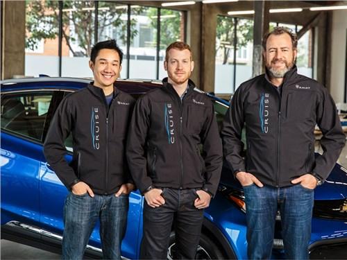General Motors купил компанию, разрабатывающую автономные автомобили