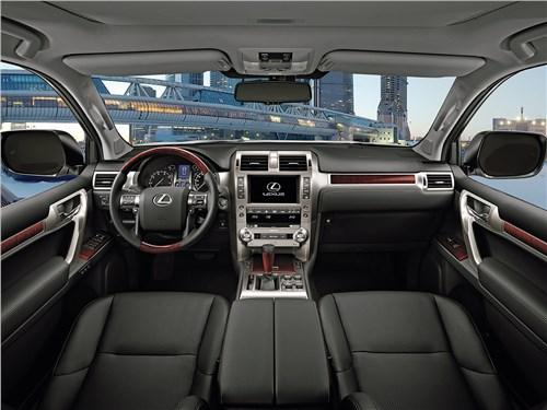 Lexus GX 2014 водительское место
