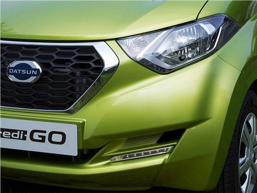 Datsun redi-Go 2016 передняя фара