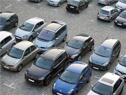 Российский рынок подержанных автомобилей вырос на 6 процентов