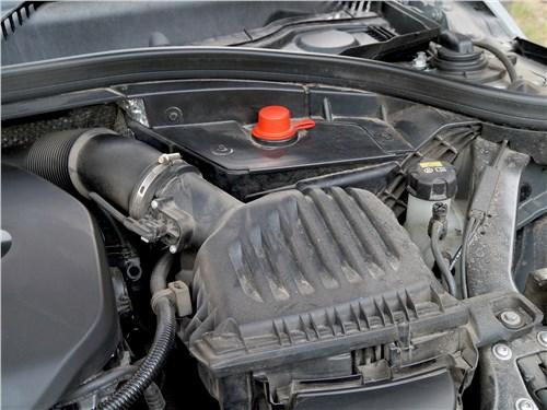 Mini Clubman Cooper S 2016 двигатель