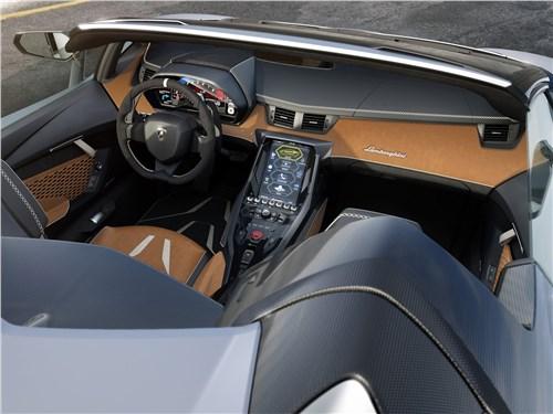 Предпросмотр lamborghini centenario roadster 2017 салон