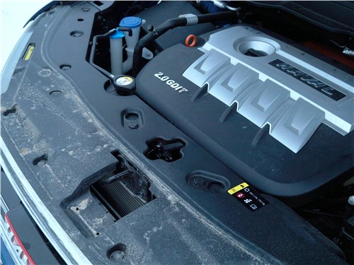 Предпросмотр haval h6 coupe 2017 моторный отсек