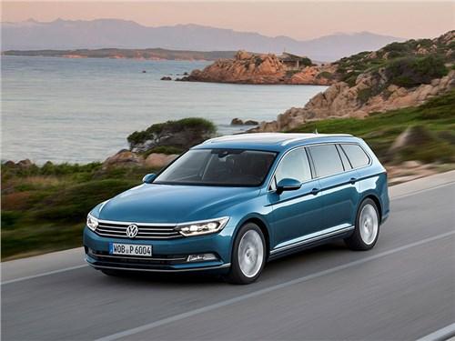 Новость про Volkswagen Passat - Volkswagen Passat Variant 2017