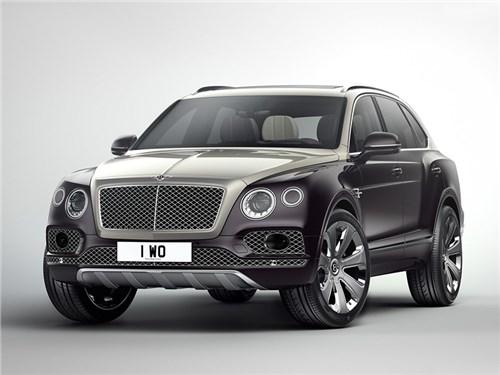 Самый дорогой Bentley Bentayga от Mulliner