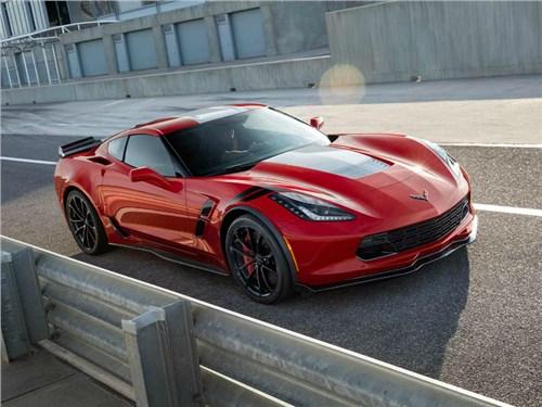 Chevrolet Corvette получил новую версию для российского рынка