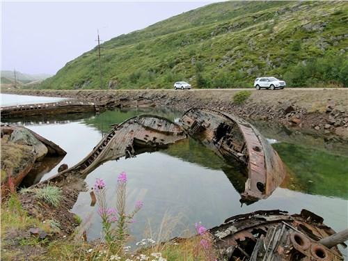 «Остров затонувших кораблей» – село Териберка, где снимался фильм «Левиафан»