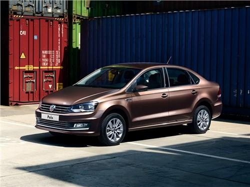 Volkswagen экспортирует российские автомобили