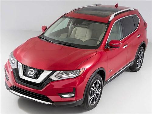 В Китае показали обновленный Nissan X-Trail