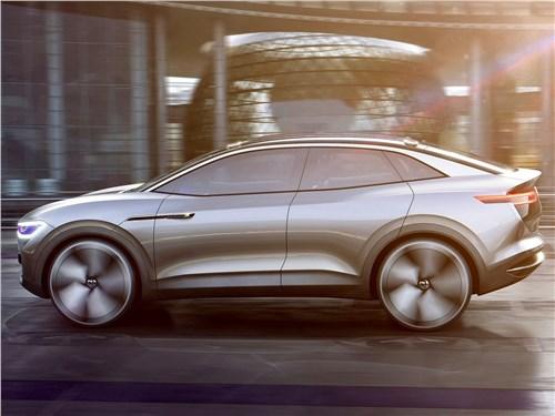 Предпросмотр volkswagen id crozz concept 2017 вид сбоку