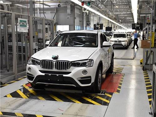 BMW может построить завод в России
