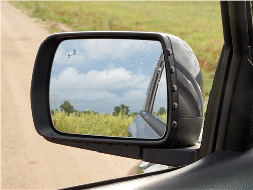 KIA Mohave 2018 боковое зеркало