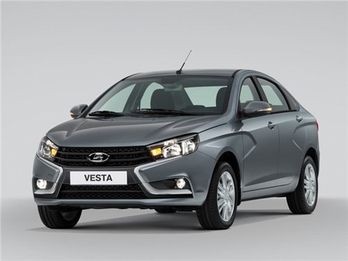 Новость про Lada Vesta - Lada Vesta