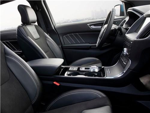 Ford Edge ST 2019 салон