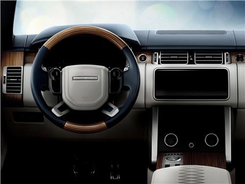 Land Rover Range Rover SV Coupe 2019 водительское место