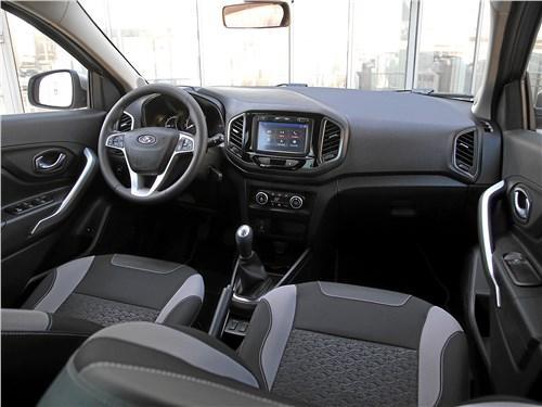 Lada XRay 2018 салон