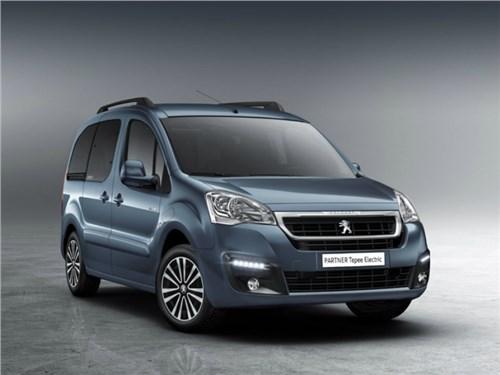 Новость про Peugeot - Peugeot анонсировал скорый дебют нового электрического LCV