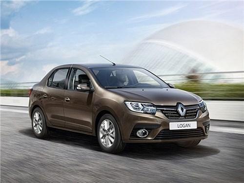 Новость про Renault - Рено отказывается от Логана и Сандеро