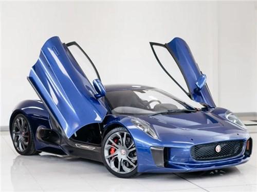 Новость про Jaguar - Jaguar C-X75 Spectre