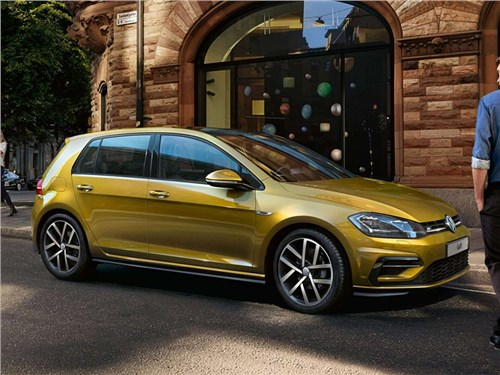 Новость про Volkswagen Golf - VW Golf