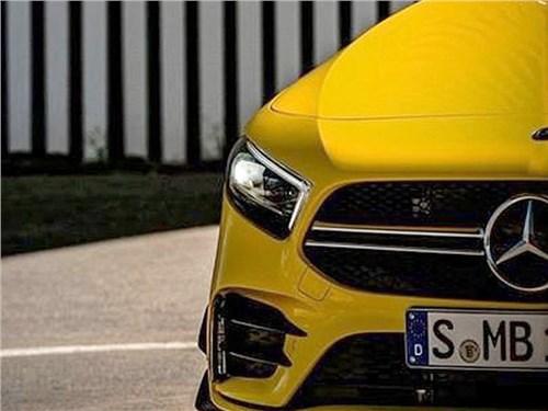 Новость про Mercedes-Benz A-Class - Mercedes AMG А35