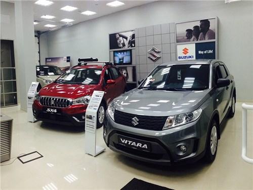 Новость про Suzuki - Впечатляющий успех Suzuki в России