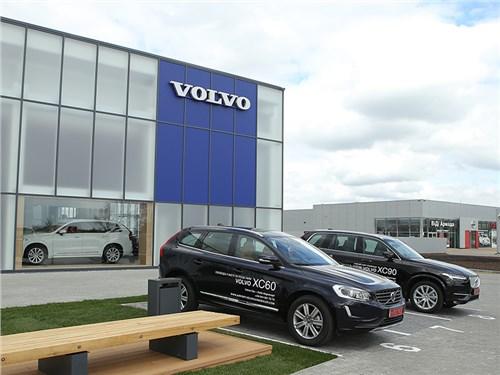 Новость про Volvo - Volvo поднимает цены в России