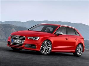 Audi показала S3 Sportback до премьеры