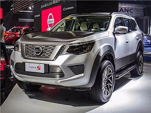 Новость про Nissan - Nissan Terra S 2019