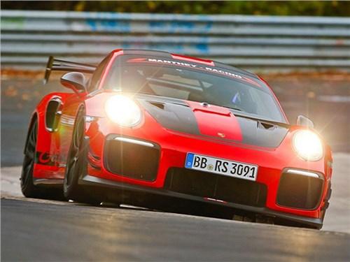 Новость про Porsche - Porsche 911 GT2 RS MR
