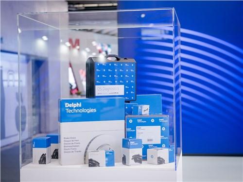 Новая упаковка запчастей от Delphi Technologies упростит жизнь и автомобилистам, и работникам СТО