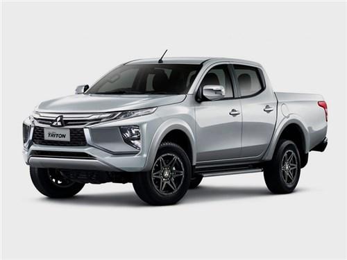 Новость про Mitsubishi L200 - Новый Mitsubishi L200 представлен в Бангкоке