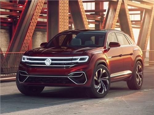 """Volkswagen """"окупировал"""" Teramont"""