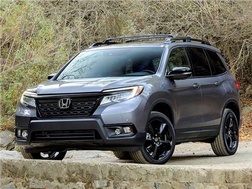 Honda предъявила Passport