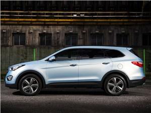 Hyundai сделает Santa Fe 7-местным
