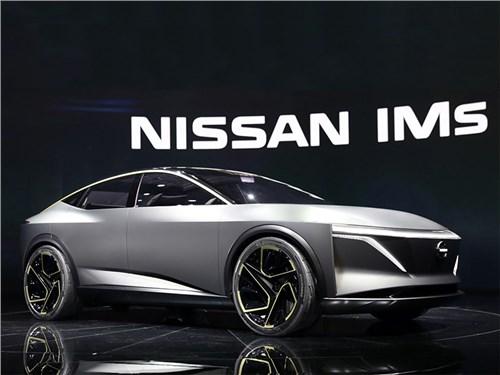 Новость про Nissan - Nissan IMs 2019 concept