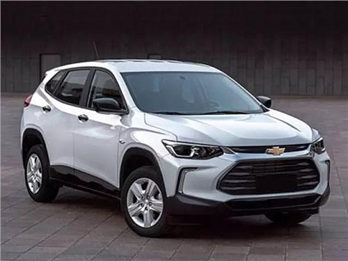 Китайцы рассекретили новый кроссовер Chevrolet