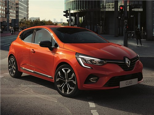 Представлен новый Renault Clio