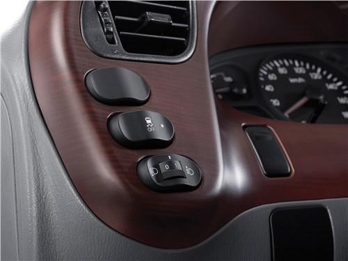 Hyundai HD35City система стабилизации