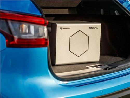Новость про Nissan - Nissan придумал, куда девать отработанные батареи от электромобилей