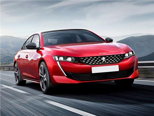 Новость про Peugeot - Peugeot 508